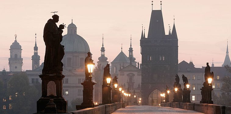 Karlov Most, Prag
