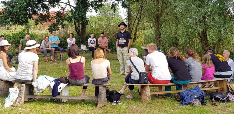 Seminar u prirodi - Neven Carin - Hodanje po vatri